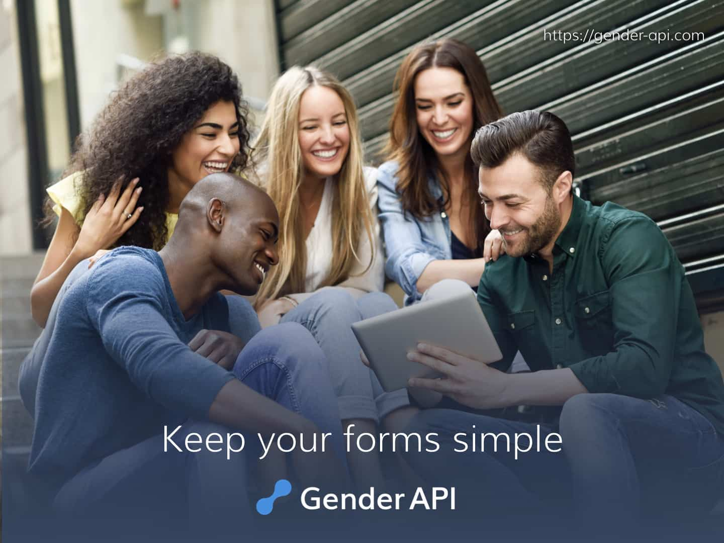 Gender API - Determines the gender of a first name